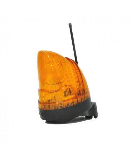 Лампа сигнальная желтая Doorhan LAMP для ворот и шлагбаумов