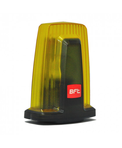Лампа сигнальная желтая BFT B LTA (230B)  для ворот и шлагбаумов