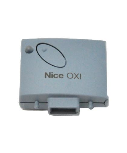Радиоприемник встраиваемый для ворот и шлагбаумов NICE OXI