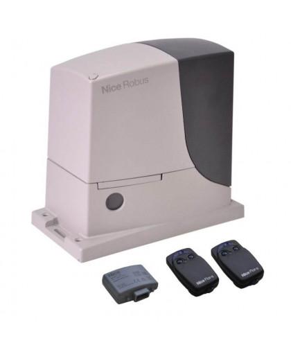 Комплект автоматики для откатных ворот Nice RB 1000 KIT