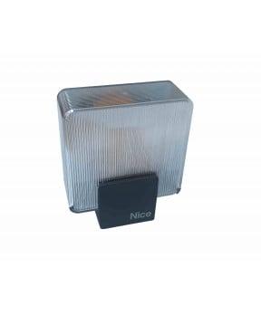 Лампа сигнальная для ворот и шлагбаумов Nice ELDC(12B)