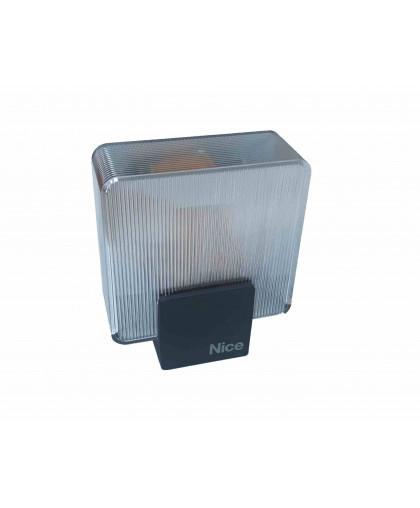 Лампа сигнальная для ворот и шлагбаумов Nice ELDC (12B)